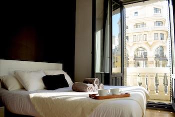 Viime hetken hotellitarjoukset – Madrid