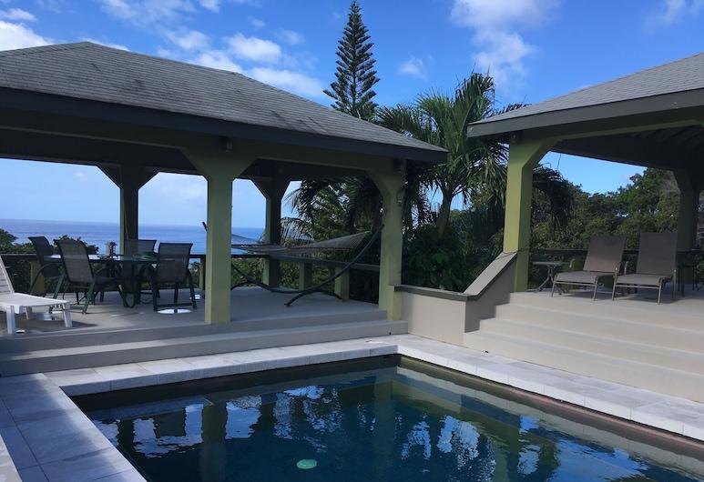 Miles Away Resort, Olveston, Pool