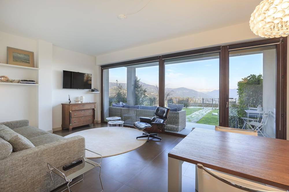 Διαμέρισμα, Θέα στη Λίμνη - Περιοχή καθιστικού