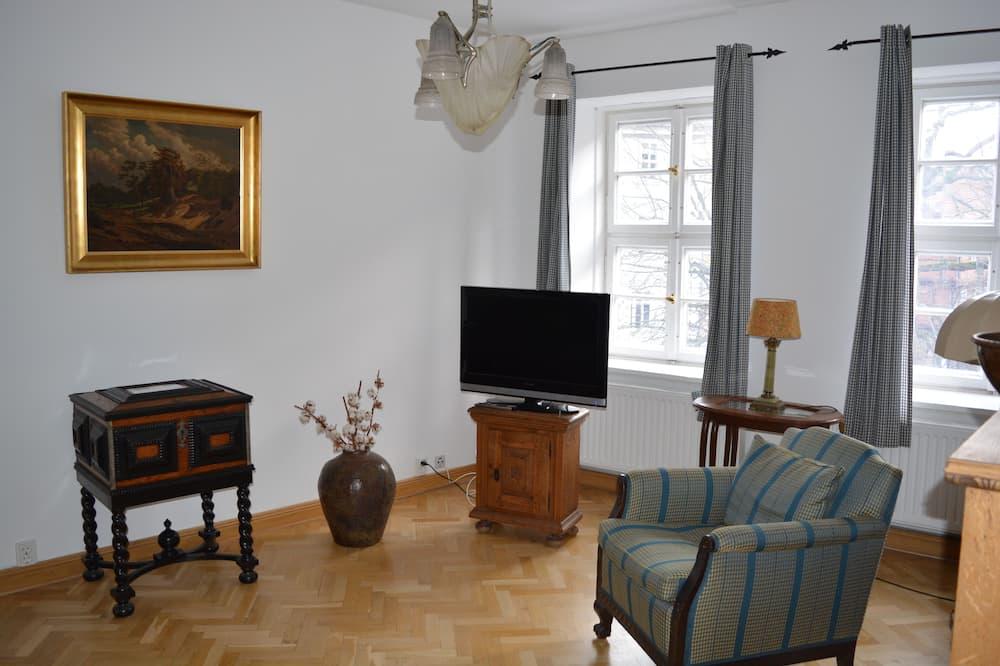 公寓, 非吸煙房, 廚房 - 客廳