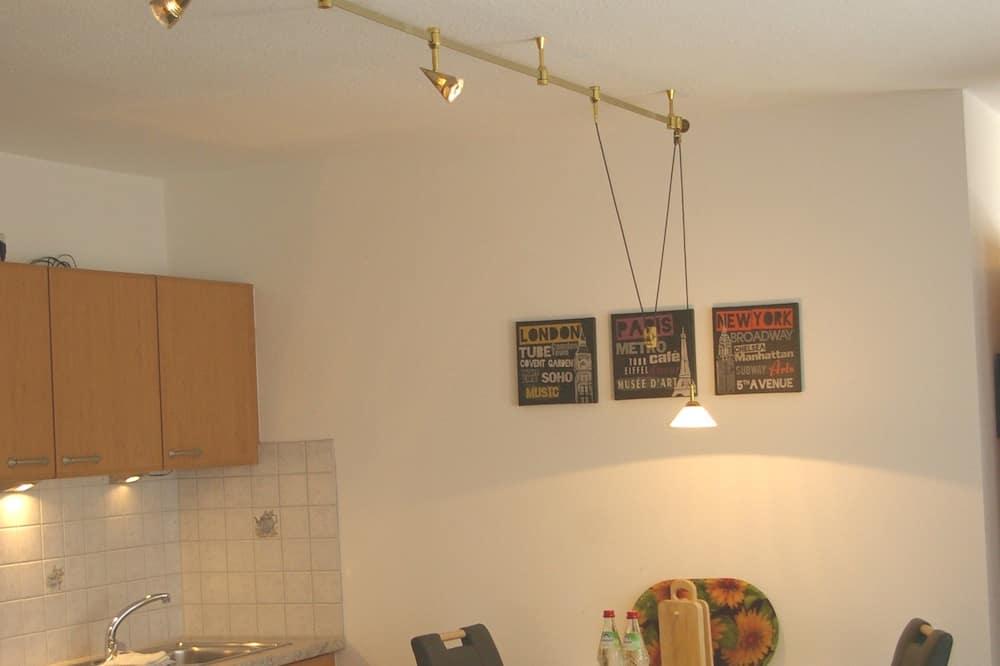 Апартаменты (Konigsee) - Обед в номере