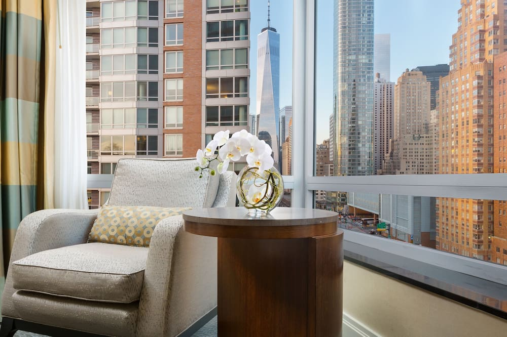 Deluxe Double Room, City View - Guest Room