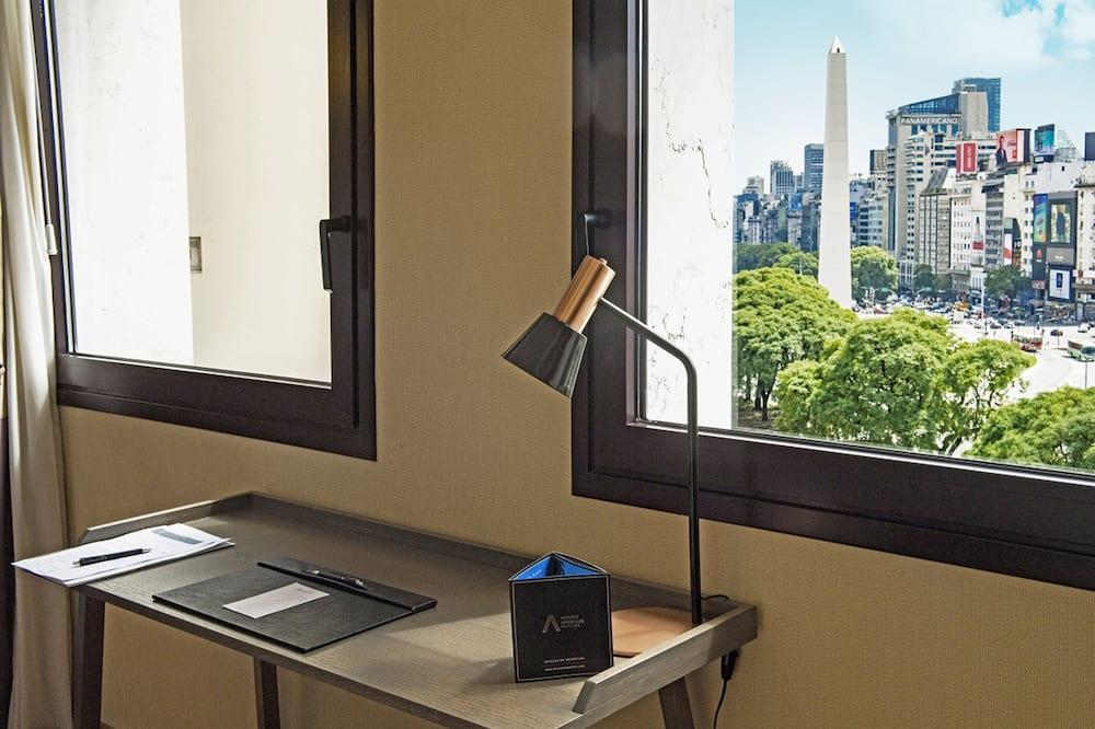 Suite, balcone - Vista città