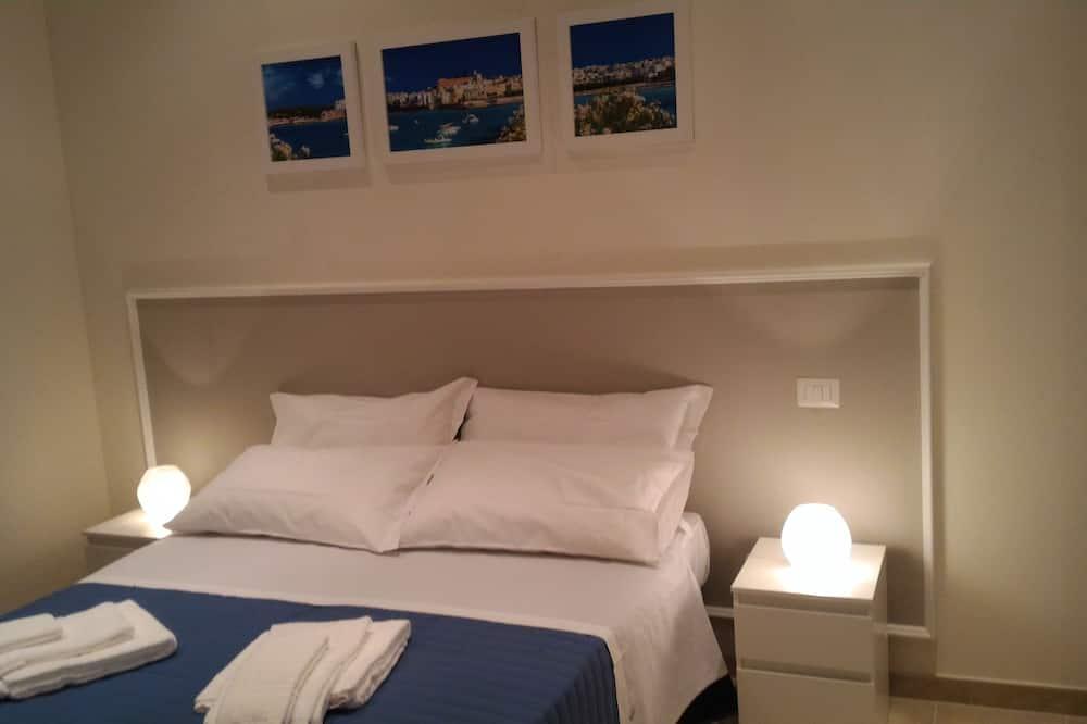 Apartmán typu Classic, přízemí - Pokoj