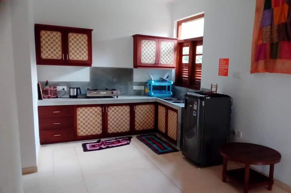 雙人房單人入住 - 公共廚房設施