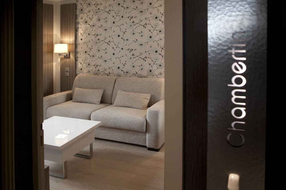 شقة حصرية - بحمام خاص (Chambertin) - استراحة المنشأة
