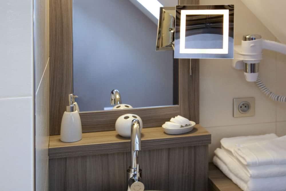 غرفة دوبلكس في المدينة - بحمام خاص - منظر للمدينة (Musigny) - حمّام