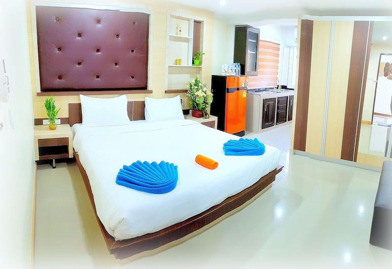 Ambrosial Suites, Pattaya, Phòng Suite Deluxe, Phòng