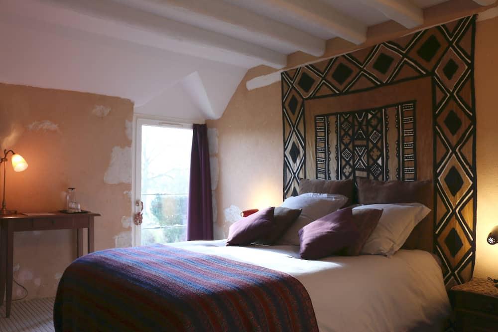 Suite Tradition, 2 chambres (Sahara) - Vue sur le jardin
