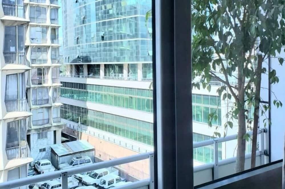 Standard Tek Büyük Yataklı Oda - Balkon Manzarası