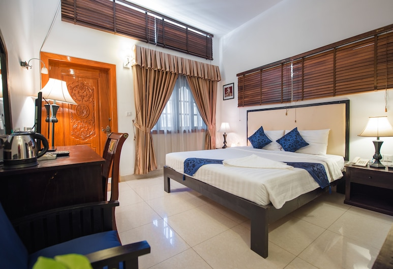 Homesyn Hotel, Phnom Penh, Deluxe Double Room, Guest Room