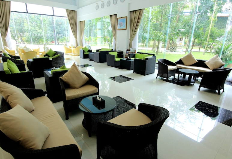 Akore Myanmar Life Hotel, Yangon, Lobby Sitting Area