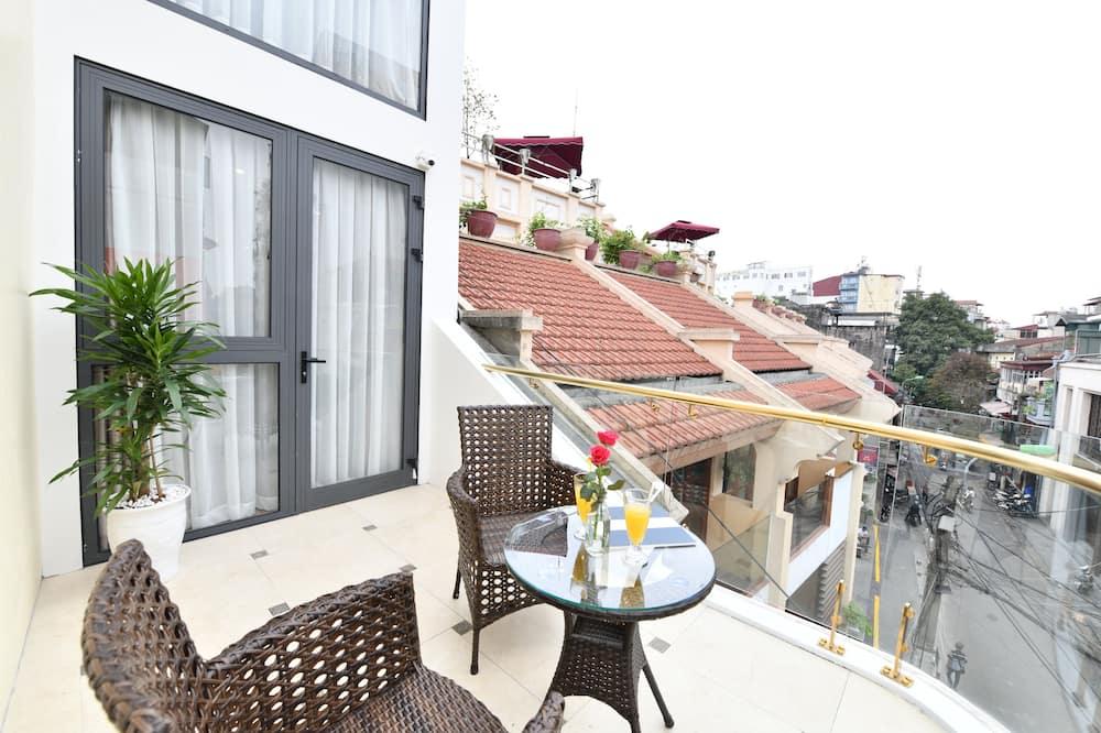 Junior-Suite, Balkon - Balkon