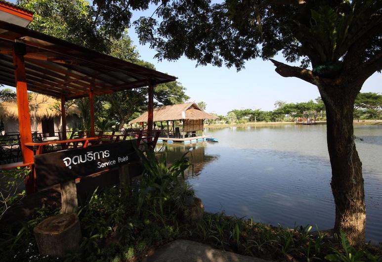 Rai Lam Poo Farm and Camping Resort, Nakhon Sawan, A szálláshely külső területe