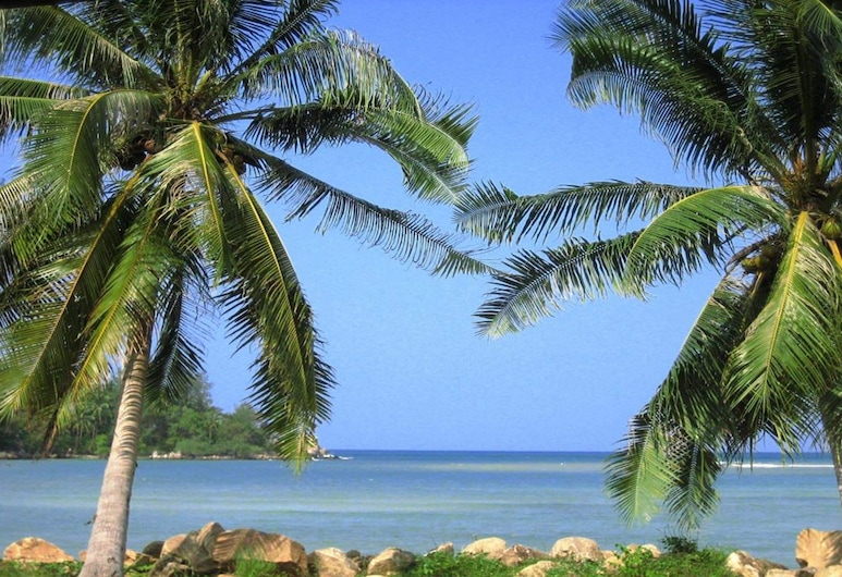 Wattana Resort, Ko Pha-ngan, Vista desde el hotel