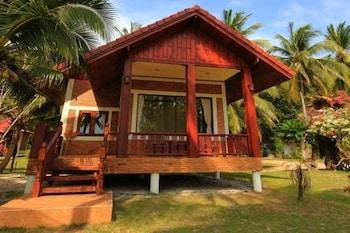 Ko Pha-ngan bölgesindeki Wattana Resort resmi