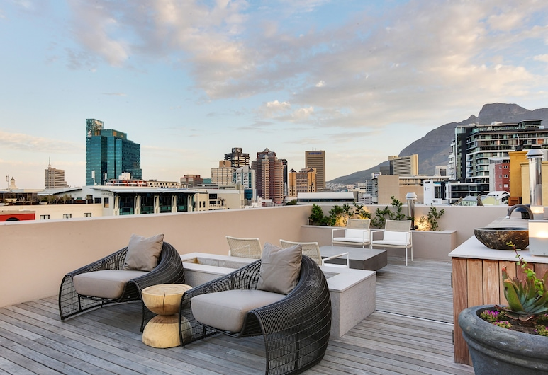 157 Waterkant - Two Bedroom House, Sleeps 4, Cape Town, Terrace/Patio