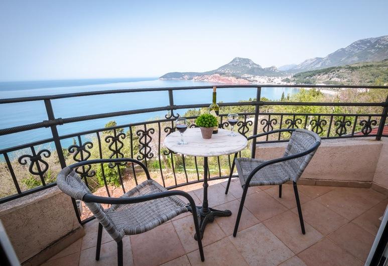 Villa Del Mar, Sutomore, Studio, Terrace, Sea View, Guest Room