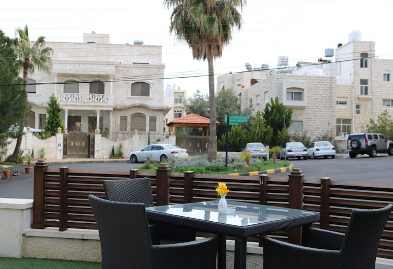 Celino Hotel, Amman, Terrace/Patio