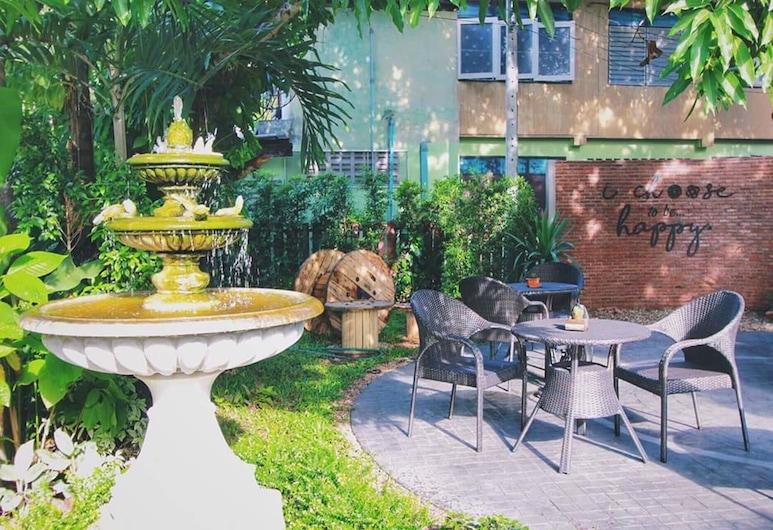 Boon B n B, Chiang Mai, Terrazza/Patio