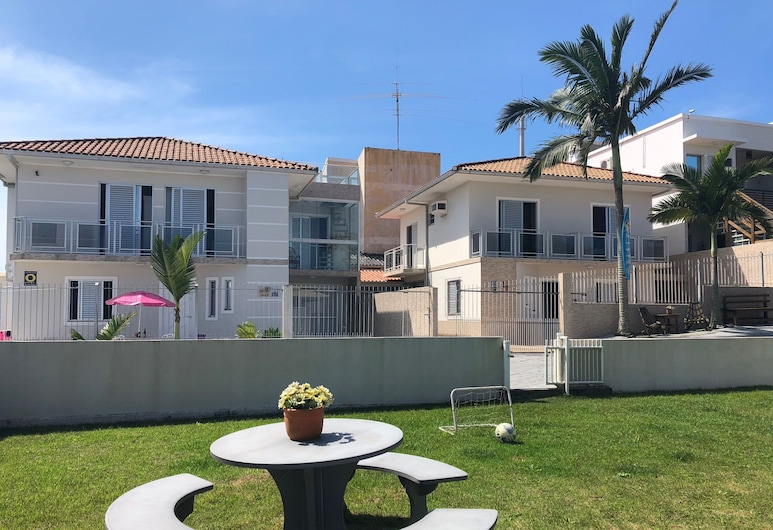 Residencial Dois Amores 2, Florianopolis, Фасад объекта размещения