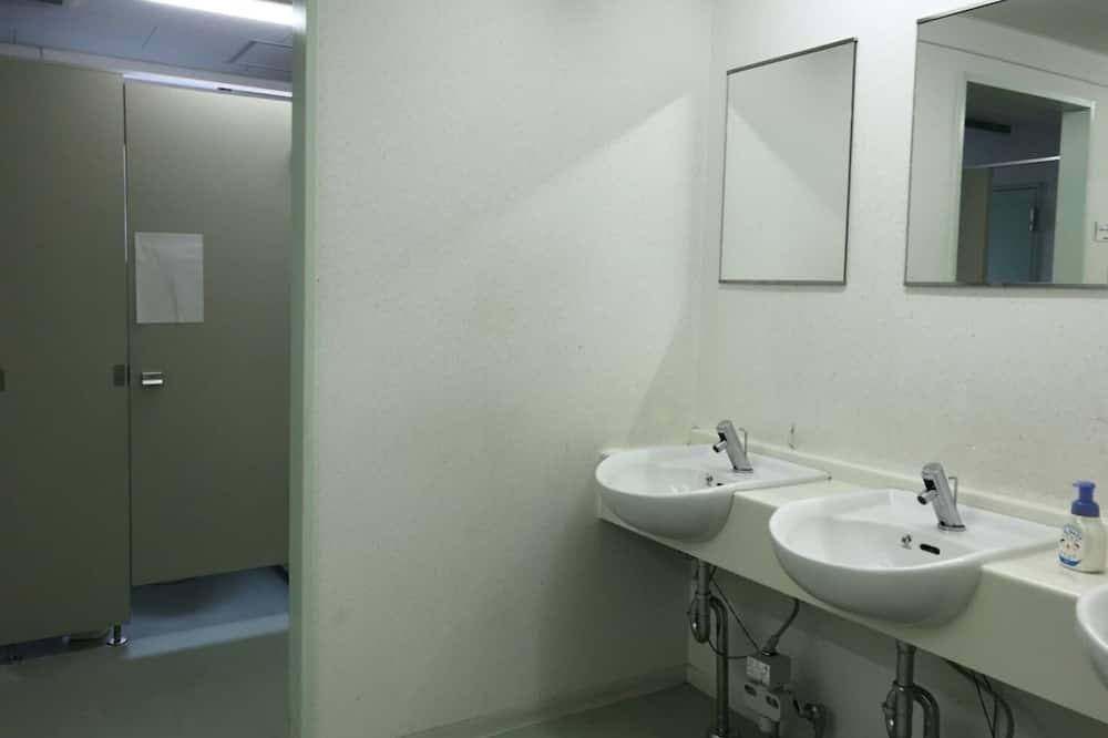 Wspólny pokój wieloosobowy typu Business, tylko dla kobiet (Capsule, Female only floor) - Umywalka