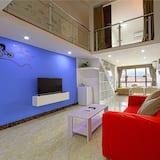 Family Loft, 2 Bedrooms - Living Room