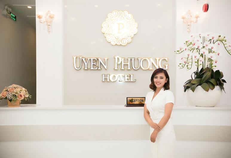 Uyen Phuong Hotel, Da Lat, Móttaka