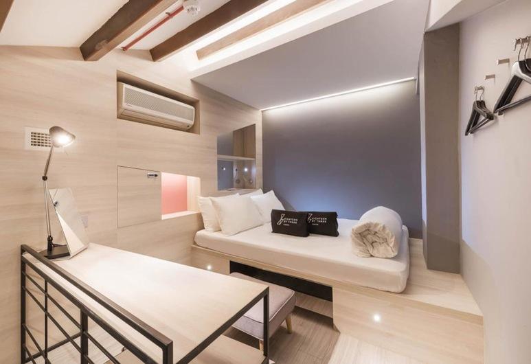 18 by 3 小屋飯店, 新加坡, 小屋, 客房