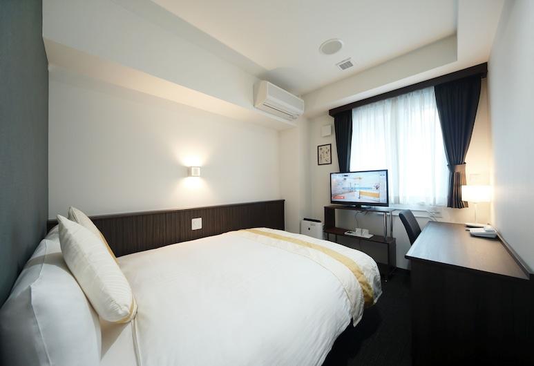 EINS INN UMEDAHIGASHI, אוסקה, חדר אקונומי זוגי, ללא עישון, חדר אורחים