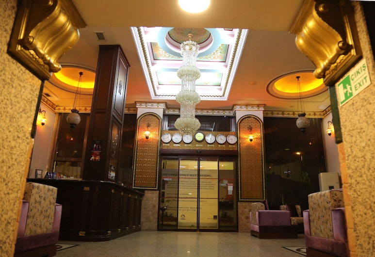 Seher Hotel, Istanbul, Vestibyle