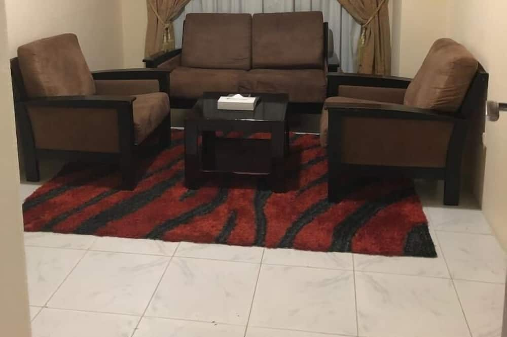 Familienzimmer, Mehrere Schlafzimmer - Wohnzimmer