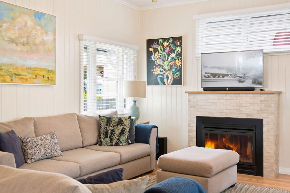 Cottage, 3 camere da letto - Area soggiorno