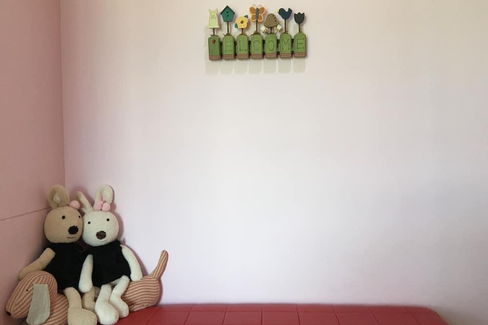 Standard - kahden hengen huone - Lasten teemahuone