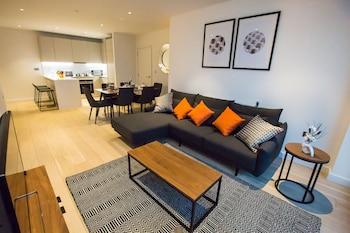 Foto del Gigli Luxury Apartments Wembley en Wembley