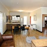 Cottage Exclusive, 2 camere da letto - Area soggiorno
