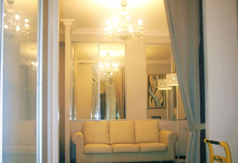 Lakshmi Apartment Novy Arbat 3-bedroom, Moskwa, Apartament, Powierzchnia mieszkalna