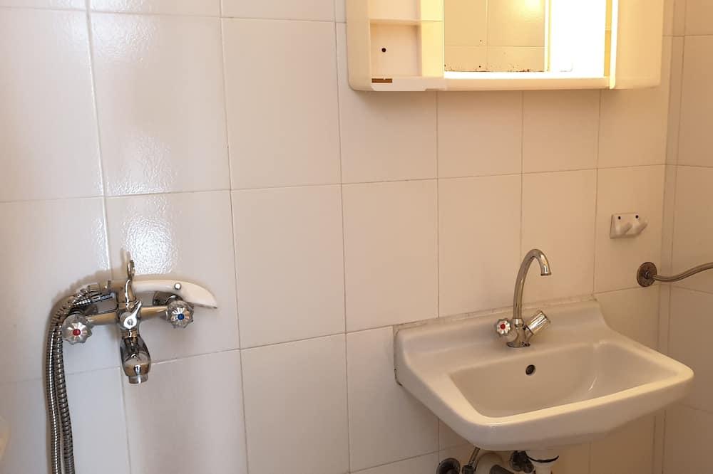 Štúdio typu Economy - Kúpeľňa