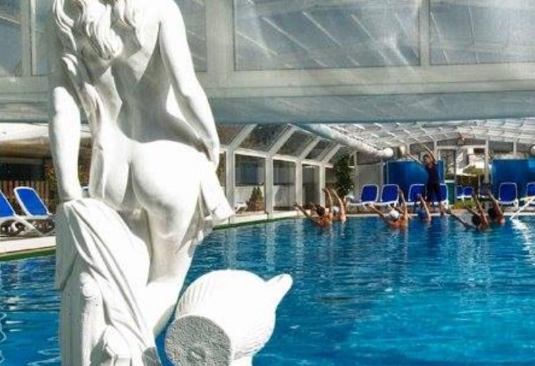 Hotel St. Louis, Abano Terme, Pool