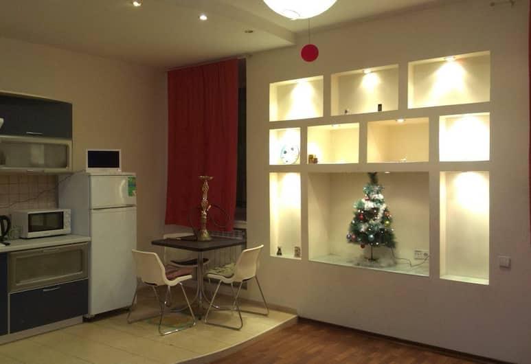 Апартаменты Old Flat на Дегтярном, Санкт-Петербург, Студия, Номер