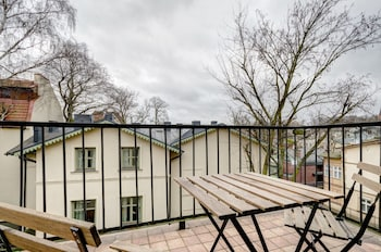 Foto van Dom & House - Apartment Fiszera Sopot in Sopot
