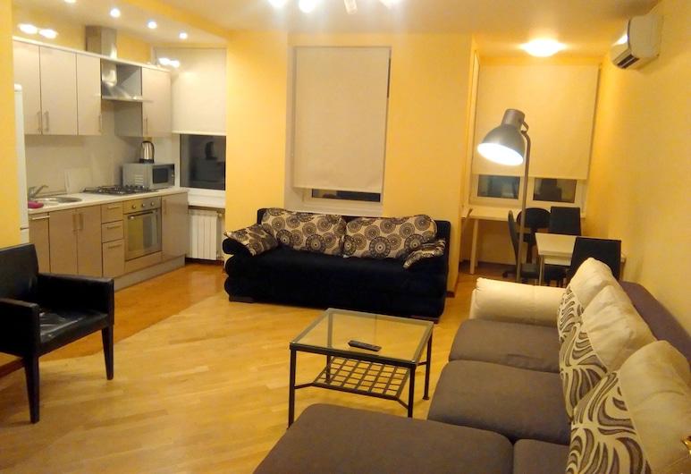 Lakshmi Great Apartment Kievskaya, Moscow, Apartment, 1 Bedroom, Bilik Rehat