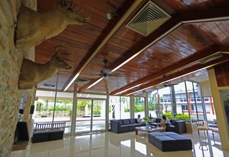 Hotel Plaza Palmas, Tuxpan, Lobby