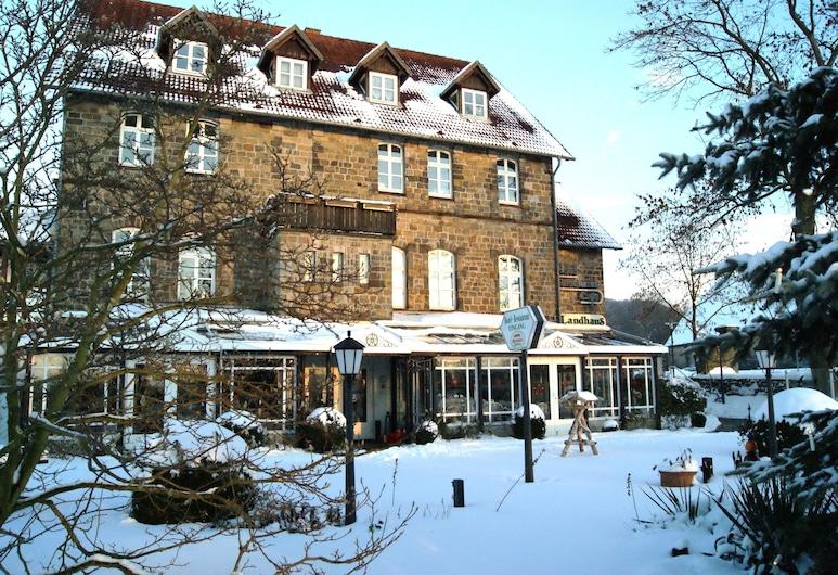 Hotel Landhaus Schieder, Schieder-Schwalenberg, Fachada del hotel