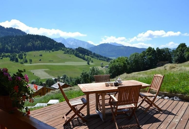 Chalet Berrier - ARAVIS Holidays, Le Grand-Bornand, Chalet, 6 Bedrooms, Terrace/Patio
