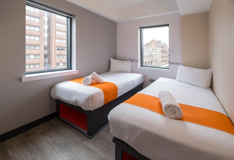 easyHotel Glasgow, Glasgow, Standartinio tipo dvivietis kambarys (2 viengulės lovos), 2 viengulės lovos, Svečių kambarys