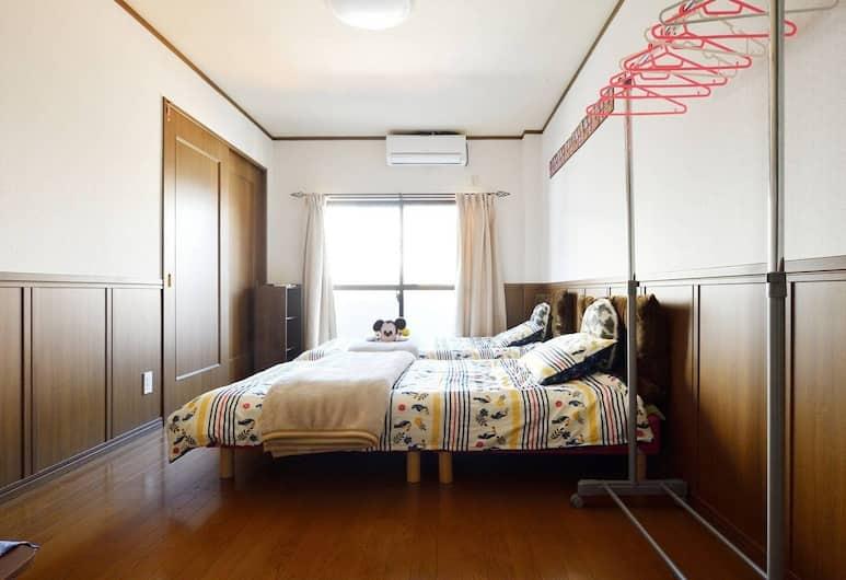 라쿠 하우스, 오사카, 하우스, 객실