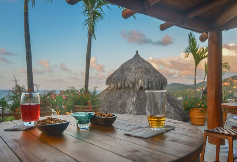 Mi Otra Casa - Adults Only, Sayulita, 08 MOC Ocean View, Terrazza/Patio