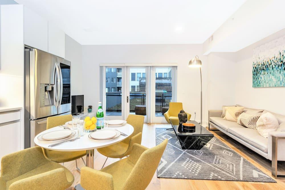 Luxury Apart Daire, 2 Yatak Odası - Odada Yemek Servisi