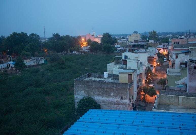 OYO 9123 Baghban Residency, Gwalior, Vista a partir do Hotel